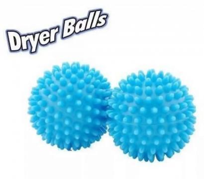 Bile pentru uscarea rufelor hipoalergenice Dryer Balls de la Www.oferteshop.ro - Cadouri Online