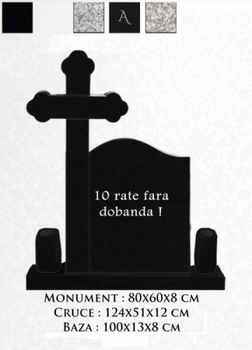 Cruce granit OGT 16 de la Casa Funerara Eva Srl