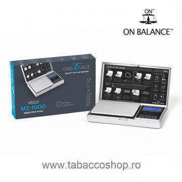 Cantar electronic On Balance Myco MZ-1000 1000g-0.1g de la Maferdi Srl