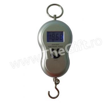 Cantar electronic pentru maxim 40 kg si minim 20 grame