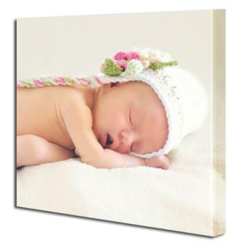 Tablou canvas personalizat A4 de la Alconcept Product SRL
