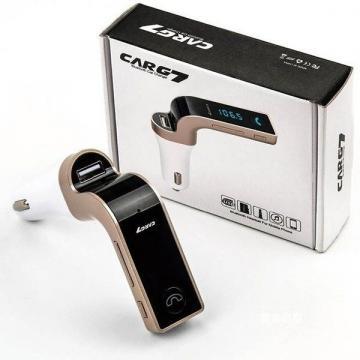 Kit auto FM Hand Free Bluetooth A2DP G7
