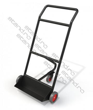 Carucior transport vertical 1578 de la Rolix Impex Series Srl