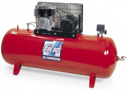 Compresor Fiac cu piston profesional - AB500/1050 de la It Republic Srl