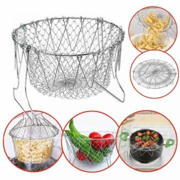 Cos pentru gatit Chef Basket Deluxe 12 in 1