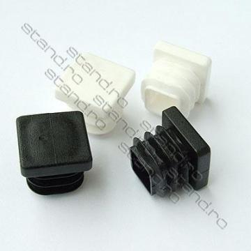 Dop pentru tevi rectangulare 20*20mm - 7807 de la Rolix Impex Series Srl