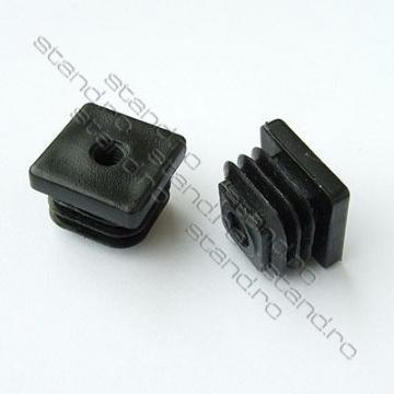 Dop pentru tevi rectangulare 25*25mm 7808 de la Rolix Impex Series Srl