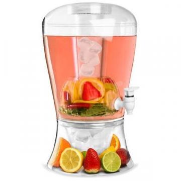 Dozator pentru bauturi cu cilindru de racire si robinet de la Www.oferteshop.ro - Cadouri Online