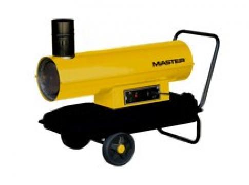 Generator de aer cald cu ardere indirecta Master BV 77 E de la It Republic Srl