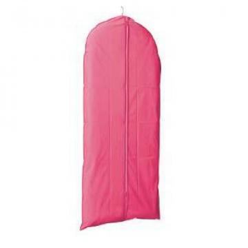 Husa lunga haine pentru sifonier -rose - 137 cm de la Plasma Trade Srl (happymax.ro)
