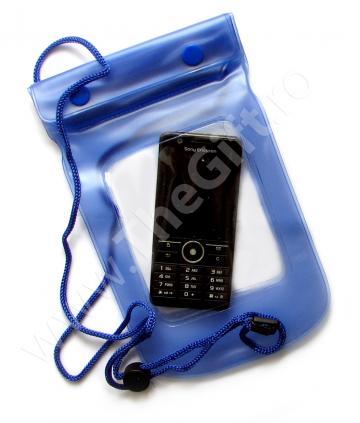 Husa telefon, camera foto, mp3 player rezistenta la apa de la Thegift.ro - Cadouri Online