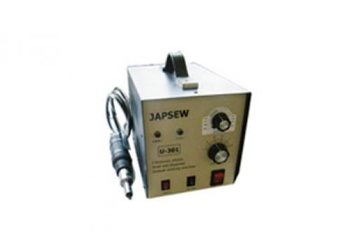 Masina cu ultrasunete pentru aplicat strasuri Japsew X-300 de la Senior Tex
