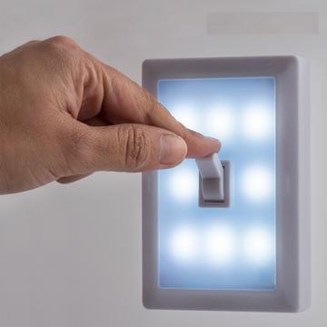 Lampa portabila cu leduri, intrerupator de la Plasma Trade Srl (happymax.ro)