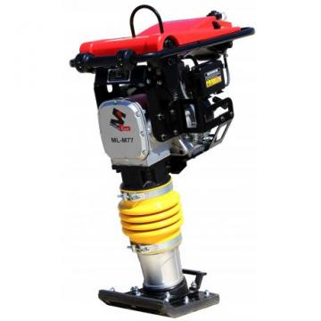 Mai compactor Media Line ML M77 cu motor Loncin de 4 Cp de la Tehno Center Int Srl
