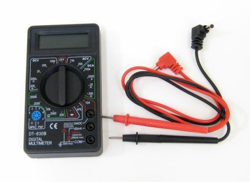 Multimetru digital DT-830B de la Www.oferteshop.ro - Cadouri Online