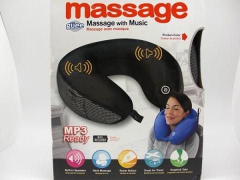Perna de masaj pentru gat cu muzica BYG270C de la Www.oferteshop.ro - Cadouri Online