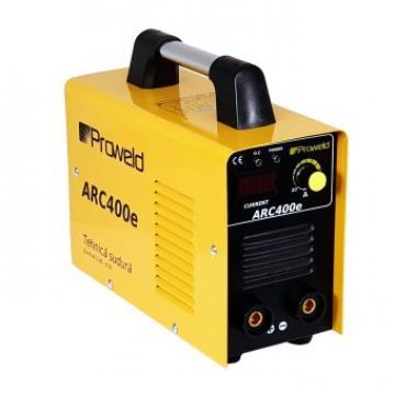 Invertor sudura + electrozi si manusi ProWeld ARC400e