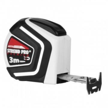 Ruleta cu AutoStop, Strend Pro Premium 3 m, magnetic