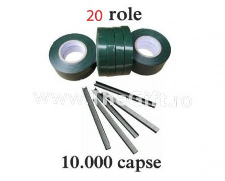 Set 20 role de banda si 10000 capse, pentru vita de vie de la Thegift.ro - Cadouri Online
