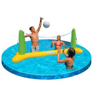 Set gonflabil de Volley pentru piscina de la Preturi Rezonabile