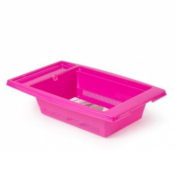 Sita pentru chiuveta -roz de la Plasma Trade Srl (happymax.ro)