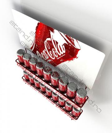 Stand expozor (dispenser) Coca-Cola 0693 de la Rolix Impex Series Srl