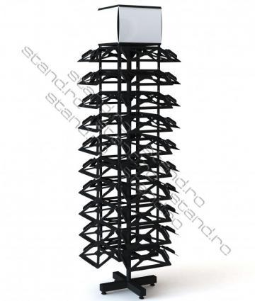 Stand metalic expo parchet 5632 de la Rolix Impex Series Srl