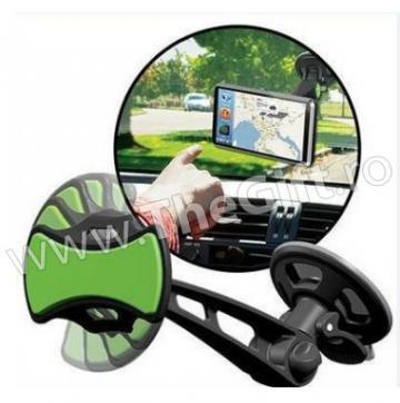Suport pentru telefon mobil si aparat GPS, GripGO