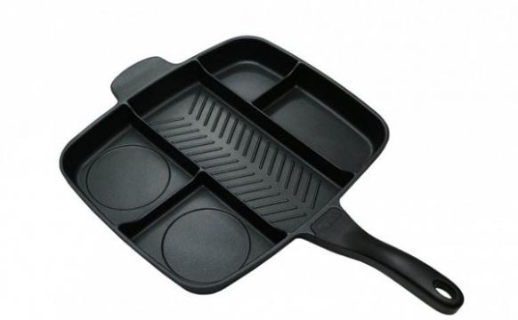 Tigaie grill Magic Pan