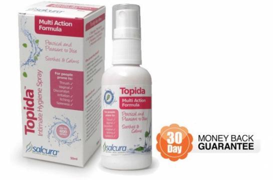 Spray intim Topida Intimo Spray de la Www.oferteshop.ro - Cadouri Online