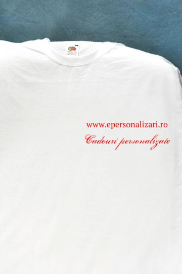 Tricouri personalizate, 20 buc de la Alconcept Product SRL