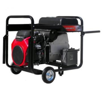 Generator de sudura WAGT 300 HSBE R 16, motor Honda DC 300 A