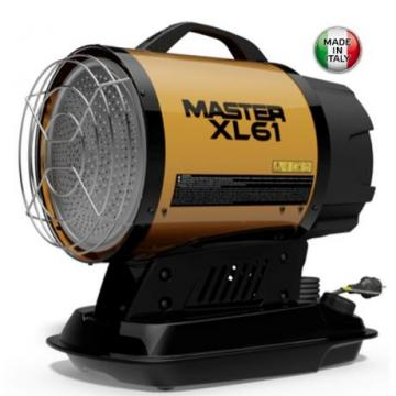 Tun de aer cald cu infrarosu pe motorina XL 61 Master de la Tehno Center Int Srl
