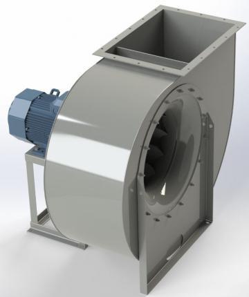 Ventilator centrifugal BPR 501B T2 18.5kW