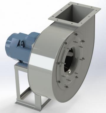 Ventilator centrifugal TPA 352 T2 3.0kW 3000rpm