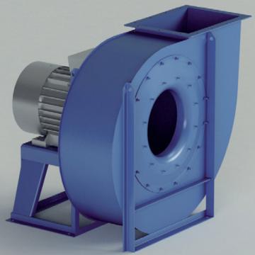 Ventilator particule ZM 560/4R T4 4kW