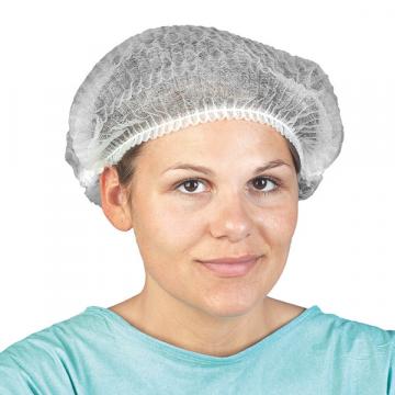 Capelina Mediware albastra industria alimentara - 100 buc