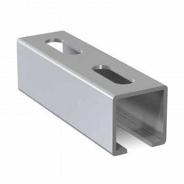 Profil de montaj 30/30 A1,5 2000mm de la Util Instal Construct Srl
