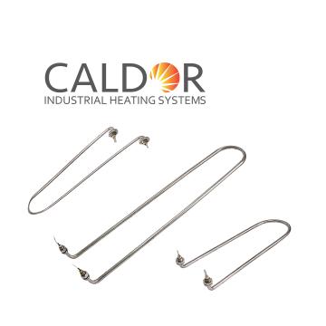 Rezistenta electrica bain marie inox, 30cm-70cm de la Caldor Industrial Heating Systems Srl