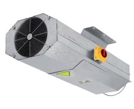 Ventilator Long range HCT/IMP-L-REV-50-2T-5.5 IE3