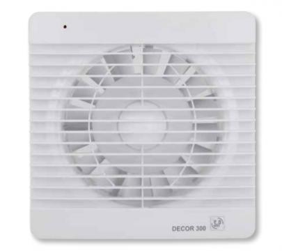 Ventilator de baie Decor-300 C -Z-