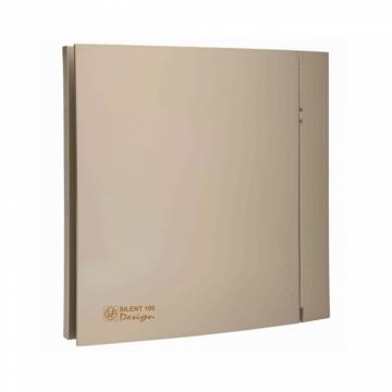 Ventilator de baie Silent-200 CZ Champagne Design - 4C de la Ventdepot Srl