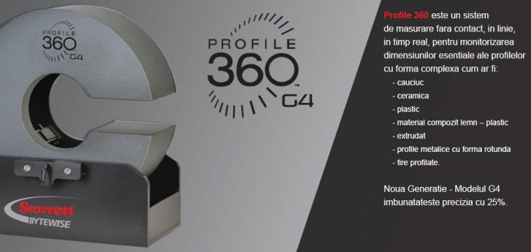 Laser de masurat Profile 360 de la Procontrol AMC Srl