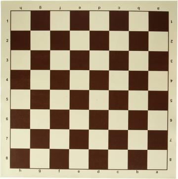 Tabla de sah din vinil de la Chess Events Srl