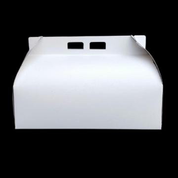 Cutii albe tort CT5 (29x39x16cm) 25 buc/set de la Cristian Food Industry Srl.