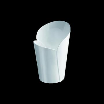 Cupa alba desert Blossom 90cc 300 buc/bax de la Cristian Food Industry Srl.
