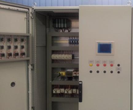 Instalatii electrice de joasa tensiune de la E.E.Tim Echipamente De Automatizare