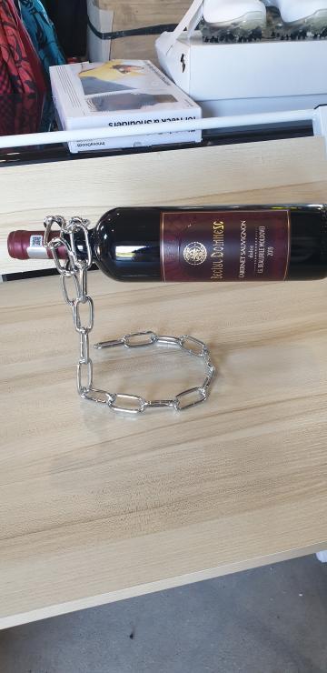 Suport sticla vin de la Albinita Mov Srl