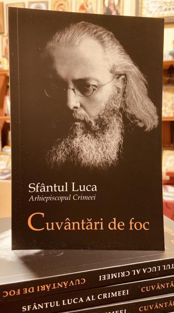 Carte, Cuvantari de foc Sfantul Luca al Crimeii de la Candela Criscom Srl.