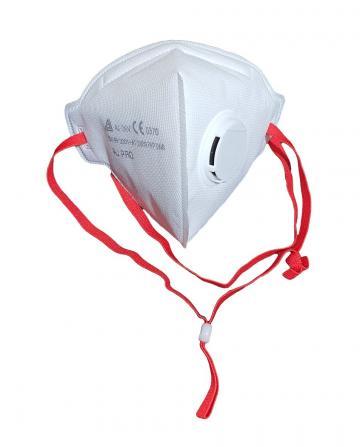 Masti protectie respiratorie cu valva FFP3 - 1 buc de la Medaz Life Consum Srl